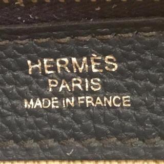 エルメス(Hermes)のエルメス エンドレスロード ロゴ 確認用写真3(セカンドバッグ/クラッチバッグ)