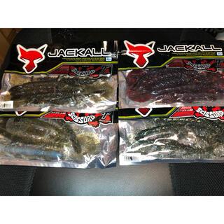 ジャッカル(JACKALL)のジャッカル シザード7   4袋セットNo.4(ルアー用品)