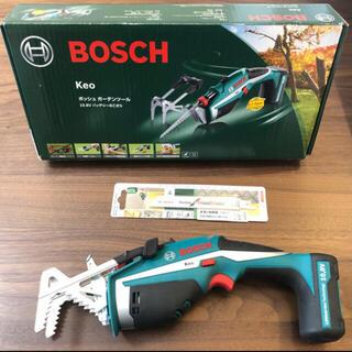 ボッシュ(BOSCH)のBOSCH 電動ノコギリ&金属用・替え刃付き(日用品/生活雑貨)