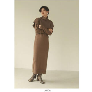 TODAYFUL - TODAYFUL   Layered Knit Dress