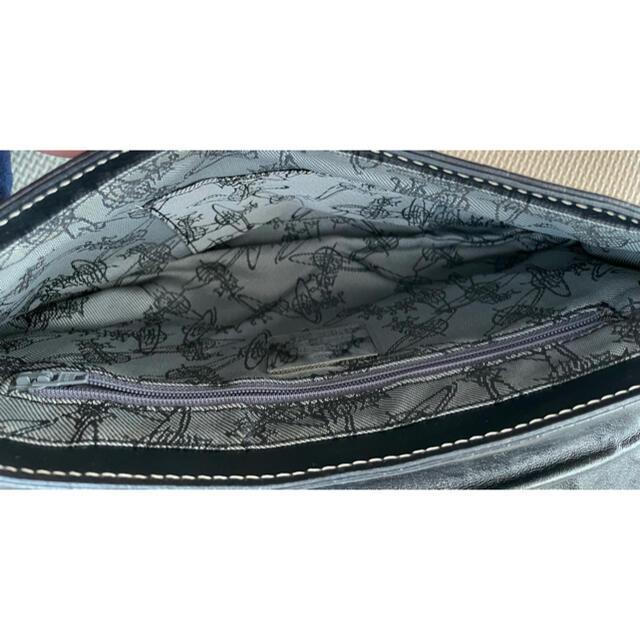 Vivienne Westwood(ヴィヴィアンウエストウッド)の【値下げしました】Vivienne Westwood ショルダーバッグ レディースのバッグ(ショルダーバッグ)の商品写真
