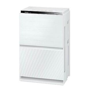 パナソニック(Panasonic)のパナソニック Panasonic加湿空気清浄機 ホワイト F−VC70XT−W (空気清浄器)