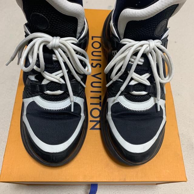 LOUIS VUITTON(ルイヴィトン)のLouis Vuitton アークライト 40 メンズの靴/シューズ(スニーカー)の商品写真