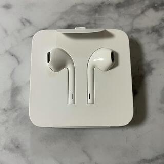 Apple - 新品 iPhone 純正 イヤホン
