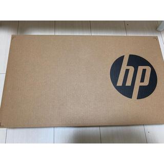 ヒューレットパッカード(HP)の【新品未使用・送料込】日本HPノートパソコン 15.6型 AMD A4-9125(ノートPC)