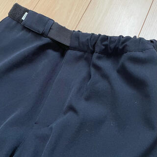 SUNSEA - Graphpaper easy long pants navy グラフペーパー