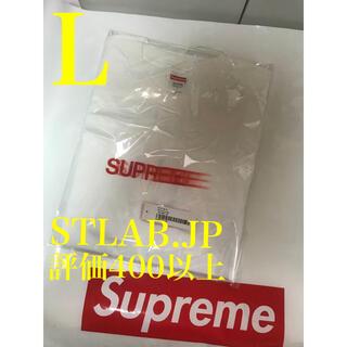 シュプリーム(Supreme)の白 L 20SS Supreme Motion Logo Tee(Tシャツ/カットソー(半袖/袖なし))