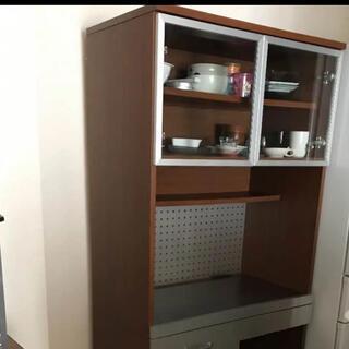 ウニコ(unico)のunico  STRADA  ストラーダ キッチンボード(キッチン収納)