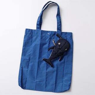 ANYA HINDMARCH - アニヤハインドマーチ エコバッグ トートバッグ くじら whale