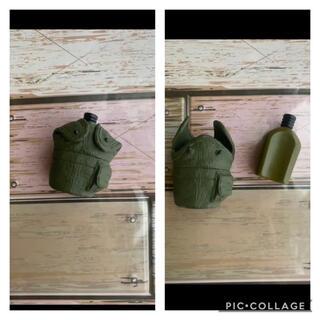 セット ミリタリー 水筒 1/6 小物 アクセサリー GIジョー小物 装備品(ミリタリー)