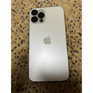 Apple - iphone12pro 256gb SIMフリー シルバー