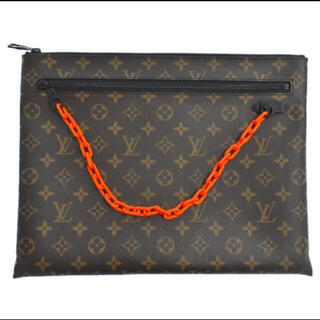 LOUIS VUITTON - ルイヴィトン クラッチバッグ