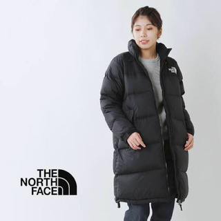 THE NORTH FACE - THE NORTH FACE(ノースフェイス) 大人気!ロングヌプシコート極美品