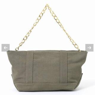 L'Appartement DEUXIEME CLASSE - 【GOOD GRIEF/グッドグリーフ】Canvas Cluch Bag(L)