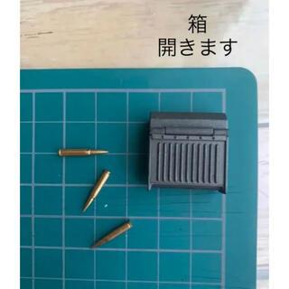 銃弾入れ バッグ カバン ミリタリー 装備品 武装 GIジョー 小物 ミニチュア(ミリタリー)