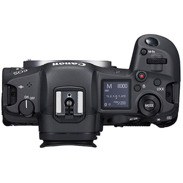 Canon(キヤノン)のいち様専用 Canon EOS R5 国内モデル ボディ 未開封新品 スマホ/家電/カメラのカメラ(ミラーレス一眼)の商品写真
