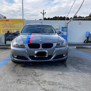 BMW - 2010年E90 320i 前後ドラレコ 18inアルミ 検R3.7