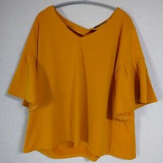 イグニス(IGNIS)のIGNIS ゆる袖トップス(Tシャツ(半袖/袖なし))