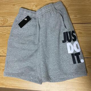 NIKE - 【新品未使用】ナイキ スウェット ハーフパンツ Nike Sサイズ フリース