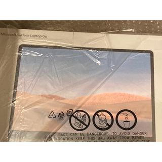 Microsoft - Microsoft Surface Laptop Go 1ZO-00020