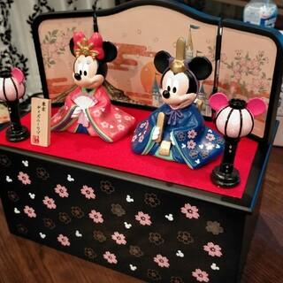 Disney - Disneyひな壇   ひな祭りセット