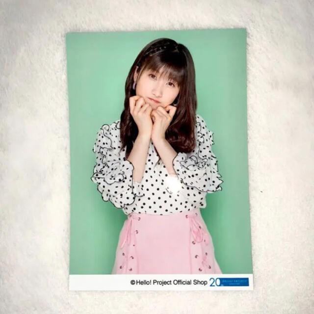 モーニング娘。(モーニングムスメ)の佐藤優樹 生写真 エンタメ/ホビーのタレントグッズ(アイドルグッズ)の商品写真