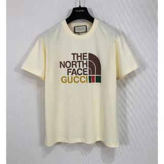 Gucci - 【GUCCI X THE NORTH FACE】レディース Tシャツ♪