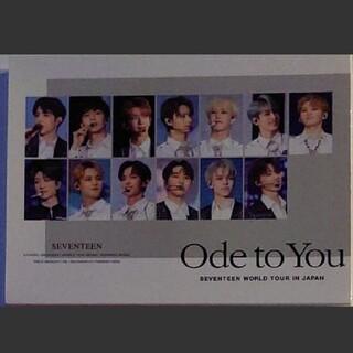 SEVENTEEN - Ode to You SEVENTEEN 初回限定盤 Blu-ray