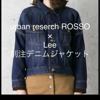 アーバンリサーチロッソ(URBAN RESEARCH ROSSO)のデニムジャケット Gジャン ジャケット(Gジャン/デニムジャケット)
