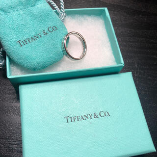 Tiffany & Co. - TIFFANY&Co. / ティファニー リング ナローリング シルバー