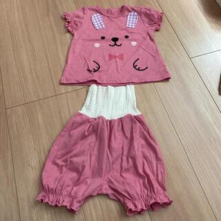 petit main - うさぎパジャマ