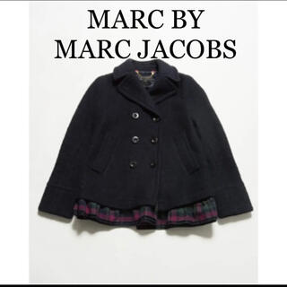 マークバイマークジェイコブス(MARC BY MARC JACOBS)のノッチ様専用❗️MARC JACOBS   ウールPコート(ピーコート)