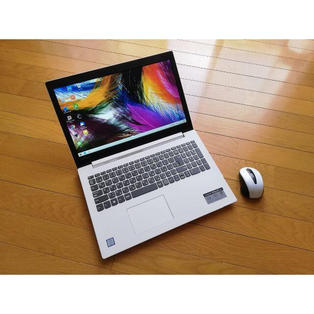 高性能 Lenovo 薄型ノートパソコン スマホ/家電/カメラのPC/タブレット(ノートPC)の商品写真
