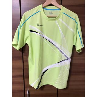 パラディーゾ(Paradiso)のparadiso パラディーゾ テニスウェア 半袖 シャツ ゲームシャツ L(ウェア)
