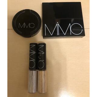 MiMC - MIMC クリーミーチーク02 ビオモイスチャーチーク ミネラルカラーパウダー