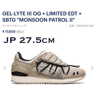 asics - asics GEL-LYTE Ⅲ ーMONSOON PATROL Ⅱー