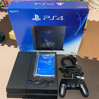 PlayStation4 - SONY PlayStation4 本体 CUH-1200AB01