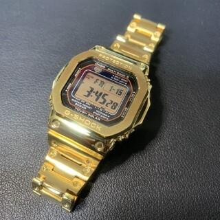 G-SHOCK - GショックMOD GWM5600 カスタム GM5600仕様 メタル金属