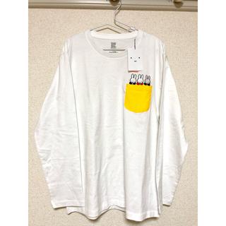 グラニフ(Design Tshirts Store graniph)のミッフィー 長袖Tシャツ(Tシャツ(長袖/七分))