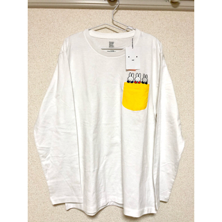 Design Tshirts Store graniph - ミッフィー 長袖Tシャツ