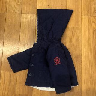 プチバトー(PETIT BATEAU)のプチバトー  小人コート 6m(ジャケット/コート)