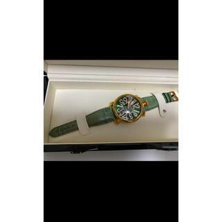 ガガミラノ(GaGa MILANO)のGaGa Milano 48mm グリーン(腕時計(アナログ))
