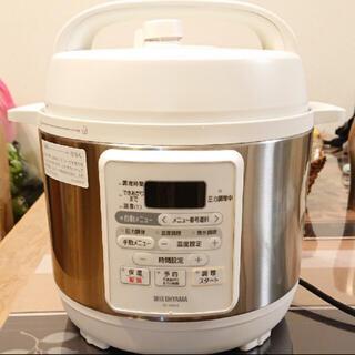 アイリスオーヤマ - アイリスオーヤマの電気圧力鍋 3.0L
