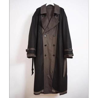 1LDK SELECT - yoke reversible trench coat