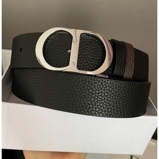 Christian Dior - Dior ブラック ベルト 长さ110cm