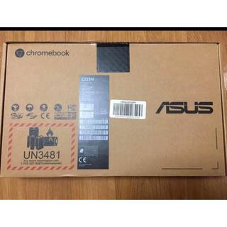 エイスース(ASUS)のGoogle Chromebook ASUS ノートパソコン C223NA(ノートPC)