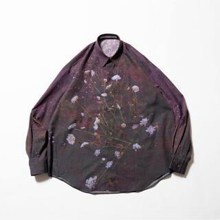 JOHN LAWRENCE SULLIVAN - Photo Printed Oversized Shirt 005
