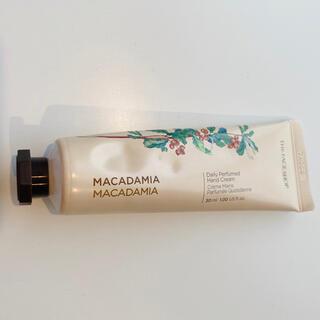 THE FACE SHOP - THE FACE SHOP ハンドクリーム マカダミア MACADAMIA