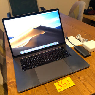 Mac (Apple) - MacBook pro 15インチ 2017 付属品多数!