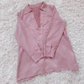 ファーファー(fur fur)の今週限定 lavender pink tops(シャツ/ブラウス(長袖/七分))